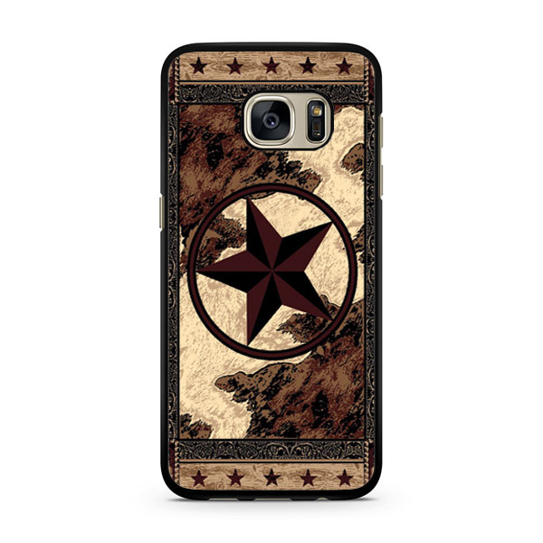 Texas Flag Galaxy S7 Edge Case