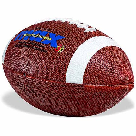 Sportime Max ProRubber Football, Multiple Sizes (Fly Max Football)