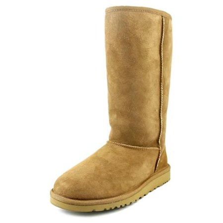 Ugg Australia Kids Classic Tall Youth US 5 Tan Winter Boot UK 4 EU 35 by