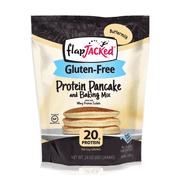 FlapJacked Gluten-Free Buttermilk Protein Pancake & Baking Mix, 24 oz