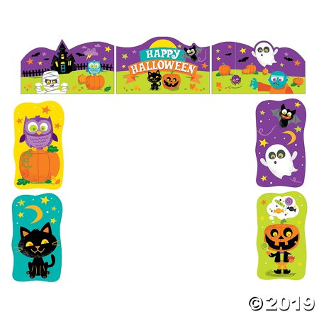 Trunk Or Treats (Trunk-or-Treat Decorating Kit)