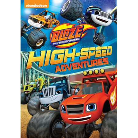 Blaze and the Monster Machines: High-Speed Adventures (The Best Xyz Monsters)
