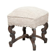 Guild Master Scrolled Stool