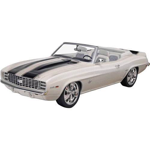 Revell 69 Camaro Convertible Model Kit by Revell