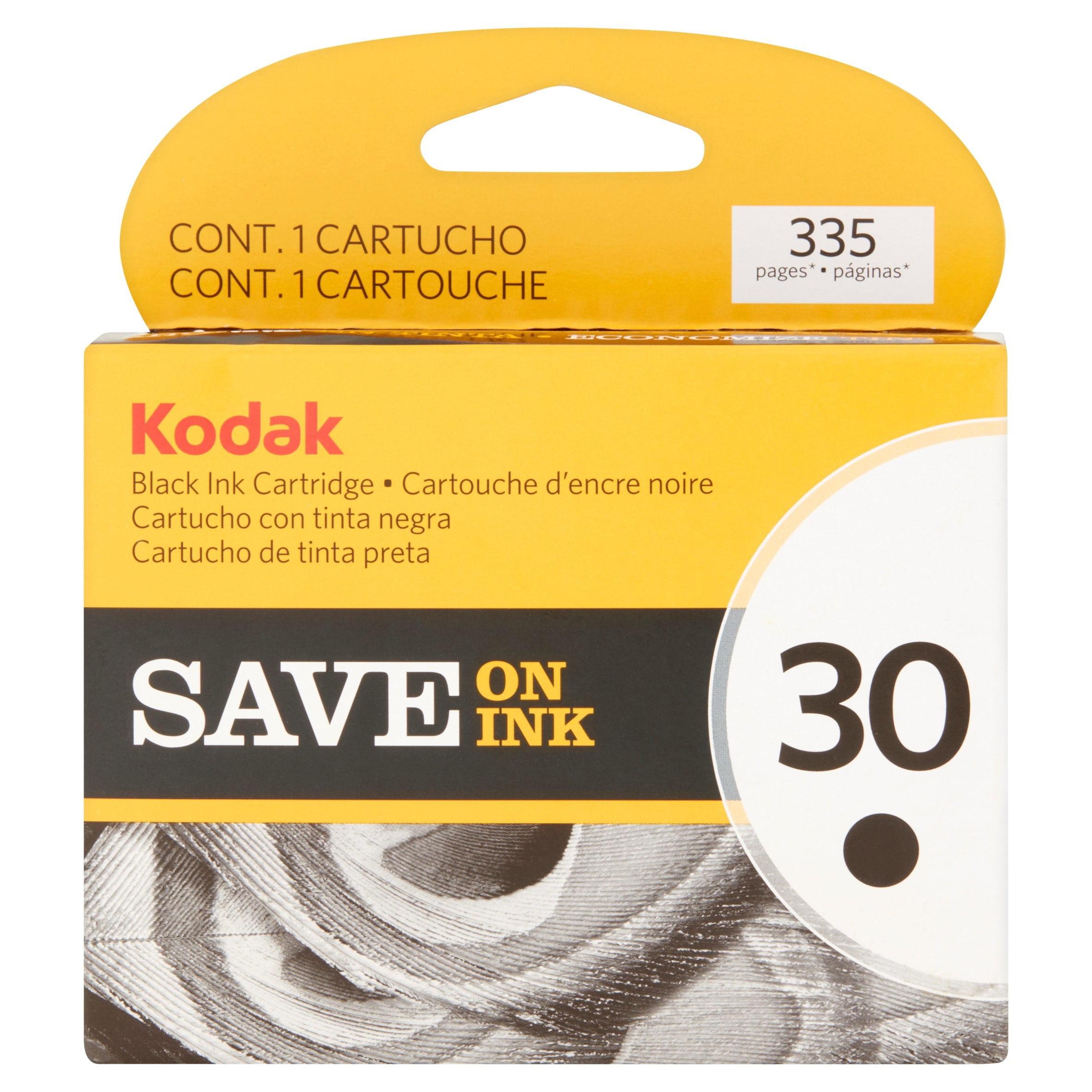 Kodak 30 Black Ink Cartridge