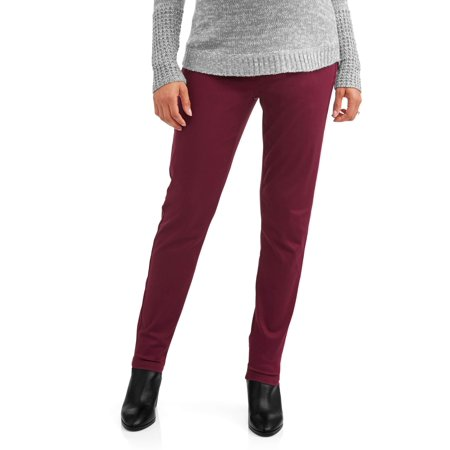 6460cb75b2fa1 Liz Lange Maternity - Maternity Over the Belly Colored Jeans - Walmart.com