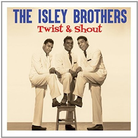 Isley brothers shout audio book