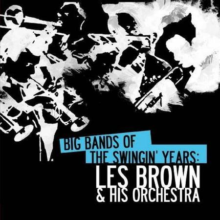 Big Bands Swingin Years: Les Brown (CD)