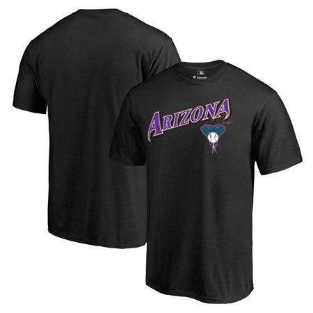 Arizona Diamondbacks Fanatics Branded Big & Tall Cooperstown Collection Wahconah T-Shirt -