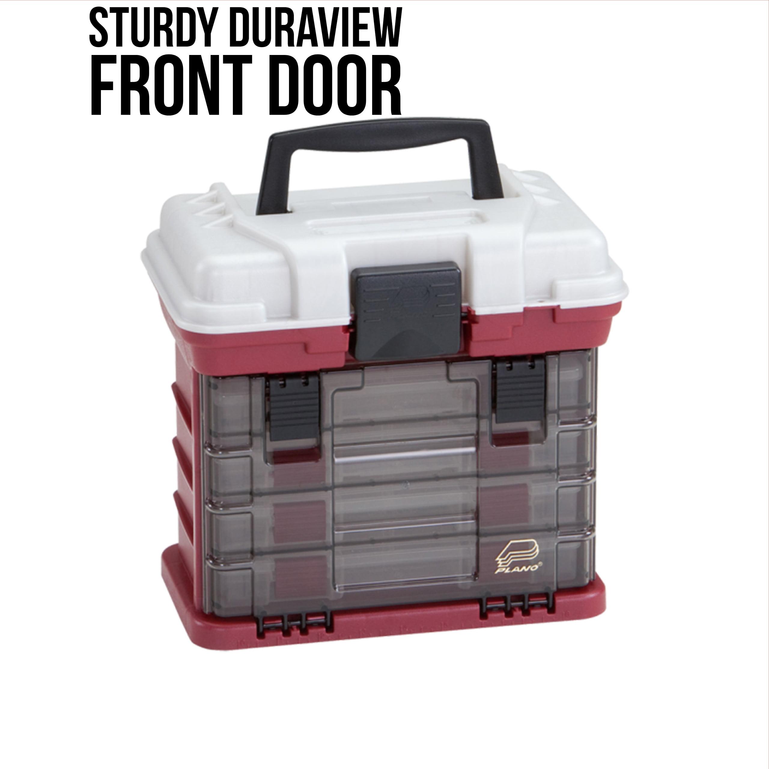 Small Customizable Tackle Box Plano ProLatch 3500 Utility StowAway Box