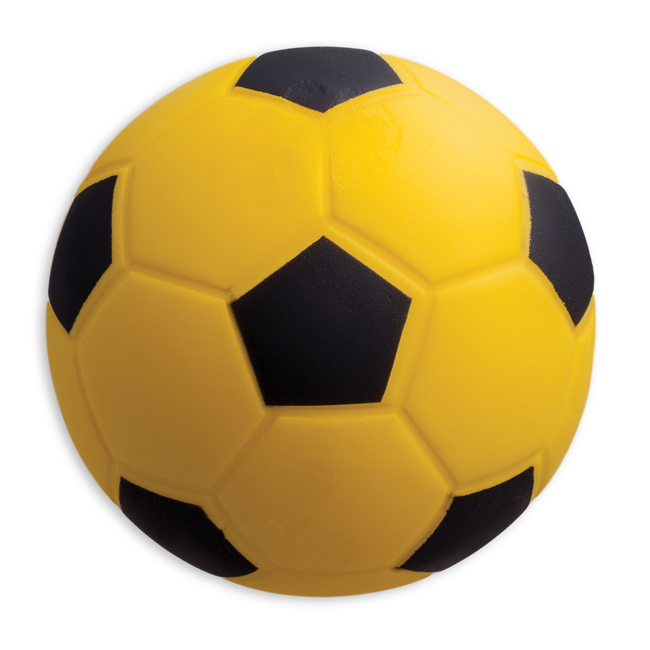 Coated High Density Foam Soccer Ball, Size 4
