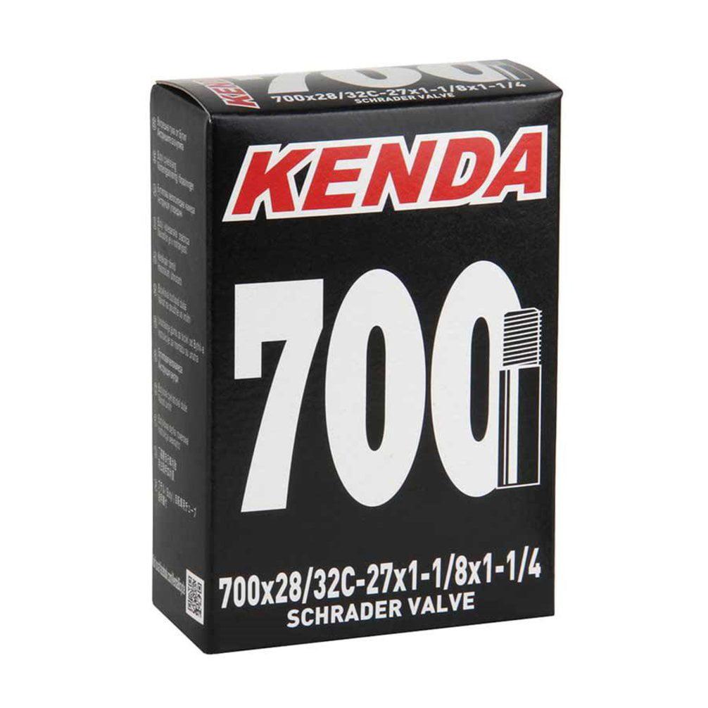 Kenda 700x28/32 (27x1-1/8 1-1/4) Schrader Tube - Walmart.com