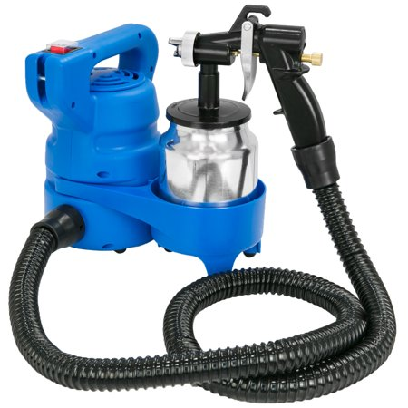 Best Choice Products 650W Detachable Electric Paint Spray Gun with 3 Settings, Shoulder
