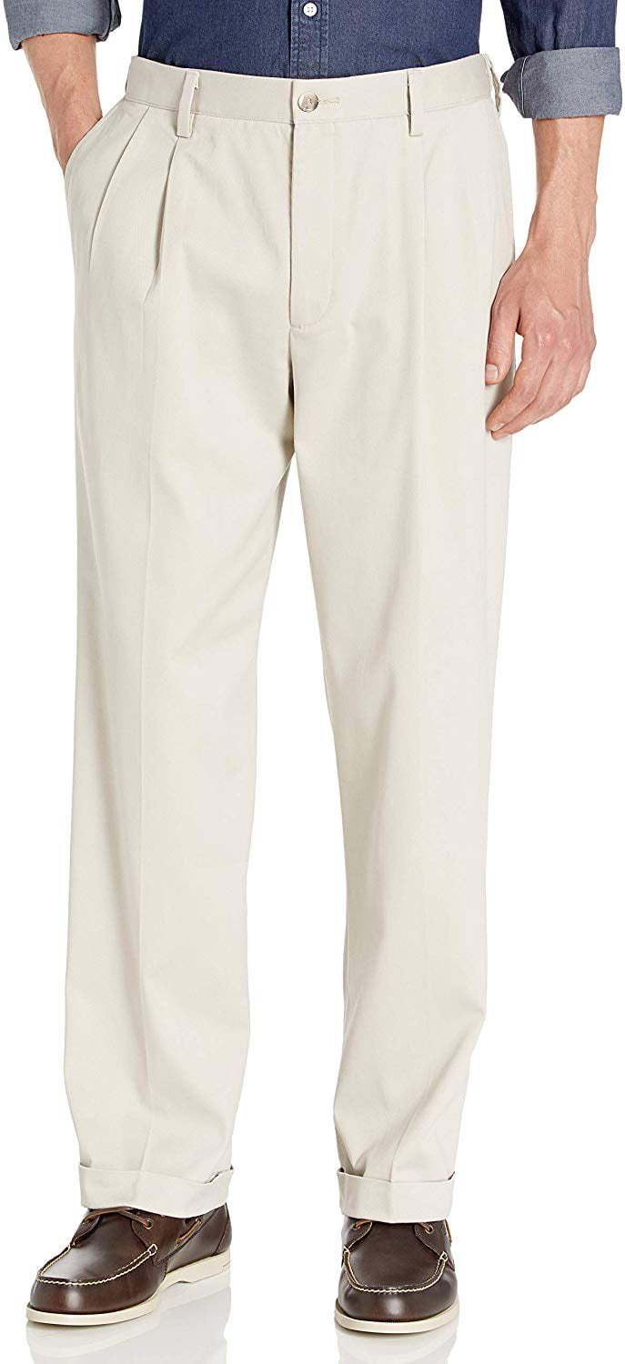 Dockers Mens Relaxed Fit Easy Khaki Pants D4