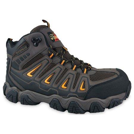 Thorogood Men's Crosstrex MID Waterproof Composite Toe Leather Boot 804-6292