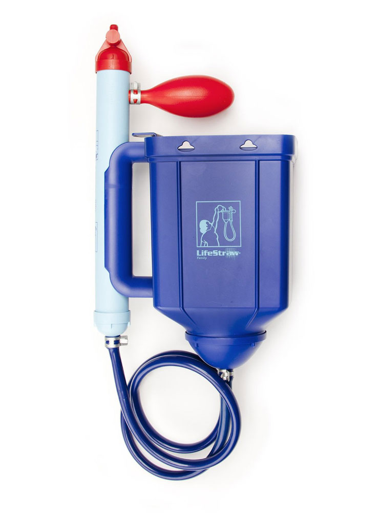 LifeStraw Family 1.0 Water Purifier by LIFESTRAW