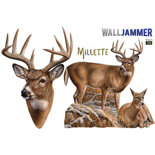 Advanced Graphics Cabela's Deer Wall Decal