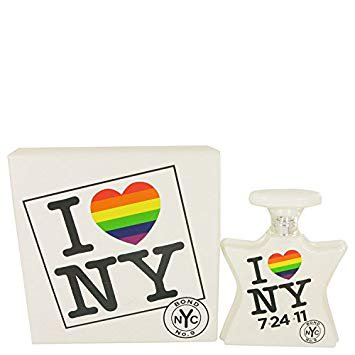 (pack 9) I Love New York Marriage Equality Edition By Bond No. 9 Eau De Parfum Spray (Marriage Equality Edition - Unisex)3.4 oz - image 2 of 2
