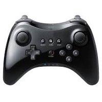 TekDeals Wireless Pro Bluetooth Controller Gamepad Joypad Joystick Remote for Nintendo Wii U Black