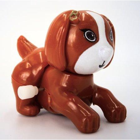 Playful Puppy Dog Wind Up Toy One Piece](Puppy Up)