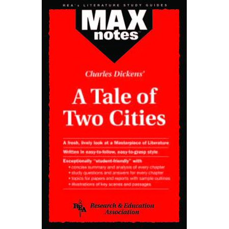 Tale of Two Cities, A (MAXNotes Literature Guides) -