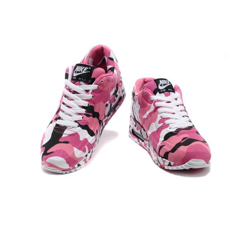 premium selection f8115 2a0d6 AIR MAX 90VT Camouflage Pink Women Shoe - Walmart.com