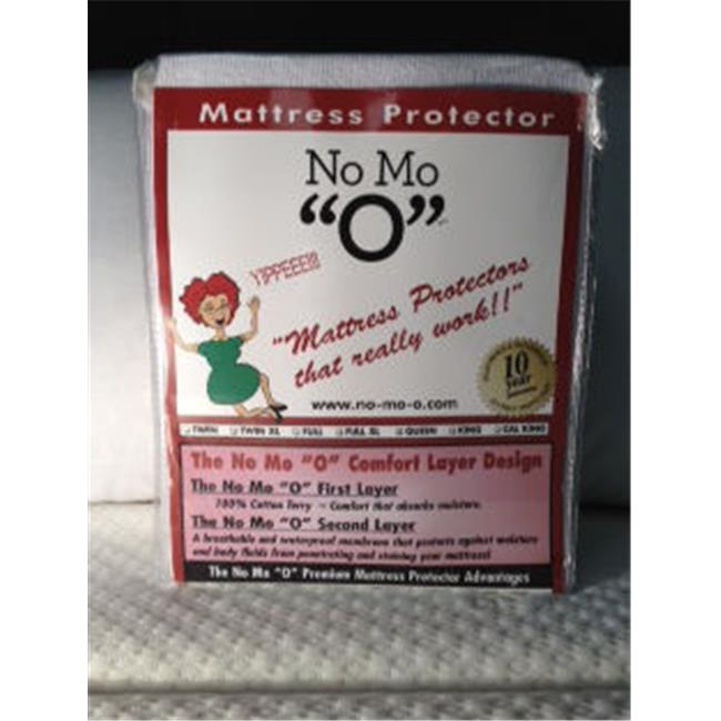 No Mo O 1222 Twin Mattress Protector