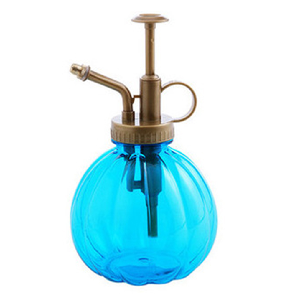 Fancyleo Small Watering Can Vintage Style Decorative Bottle Pressure Sprayer Gardening Tools