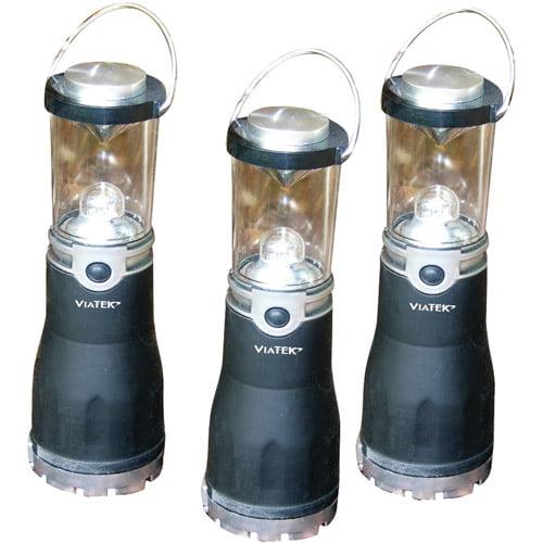 Viatek Hybrid Mini Crank Lantern