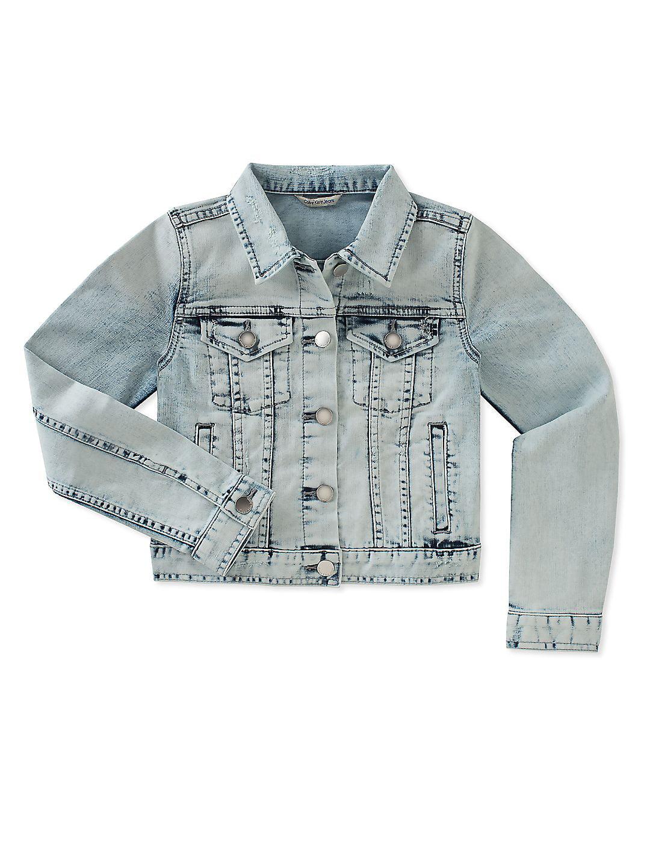 Girl's Ultralight Denim Jacket
