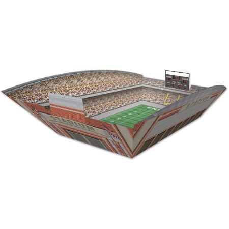 Football Superbowl Sunday Stadium Table Top Centerpiece Party Decoration
