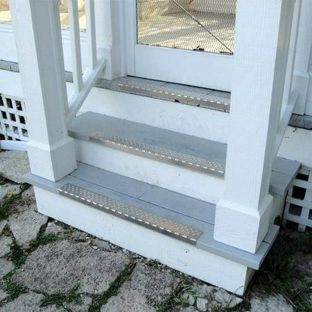 Stair Nosing (Tucker Murphy Pet Bessette Silver Nosing Stair Tread)