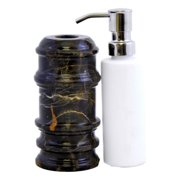 Nature Home Decor Michelangelo Marble Liquid Soap Dispenser