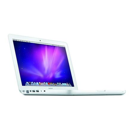 Refurbished Apple MacBook MC516LL/A 13.3-Inch Laptop (OLD VERSION) (Old Apple Laptop)