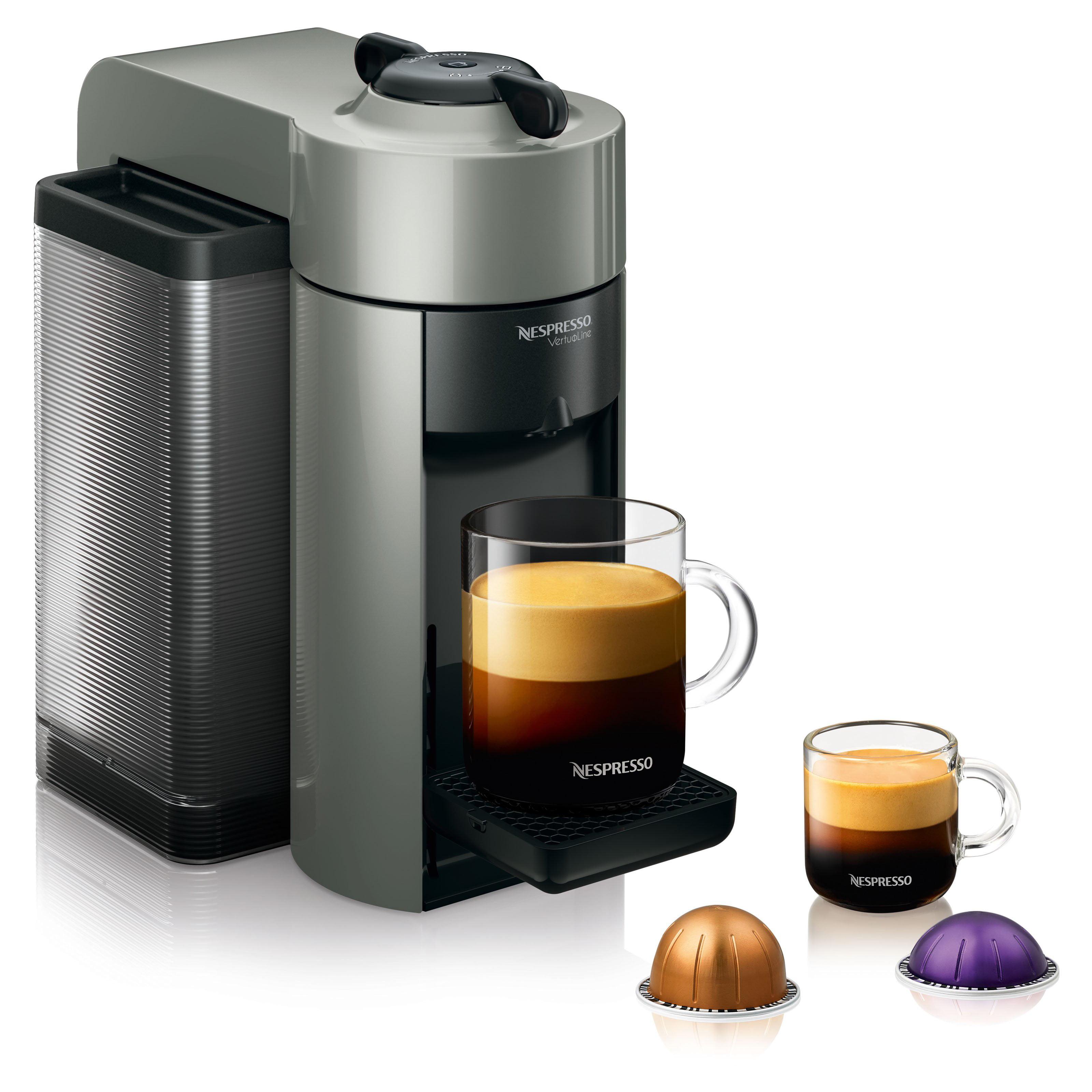 Nespresso VertuoLine Grey Evoluo Espresso Machine - GCC1-US-GR-NE