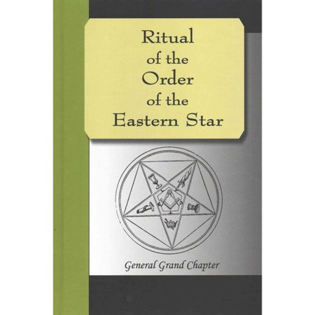 Ritual of the Order of the Eastern Star