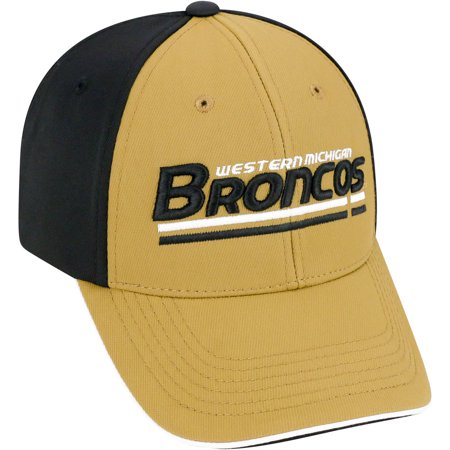 University Of Western Michigan Broncos Away Two Tone Baseball Cap