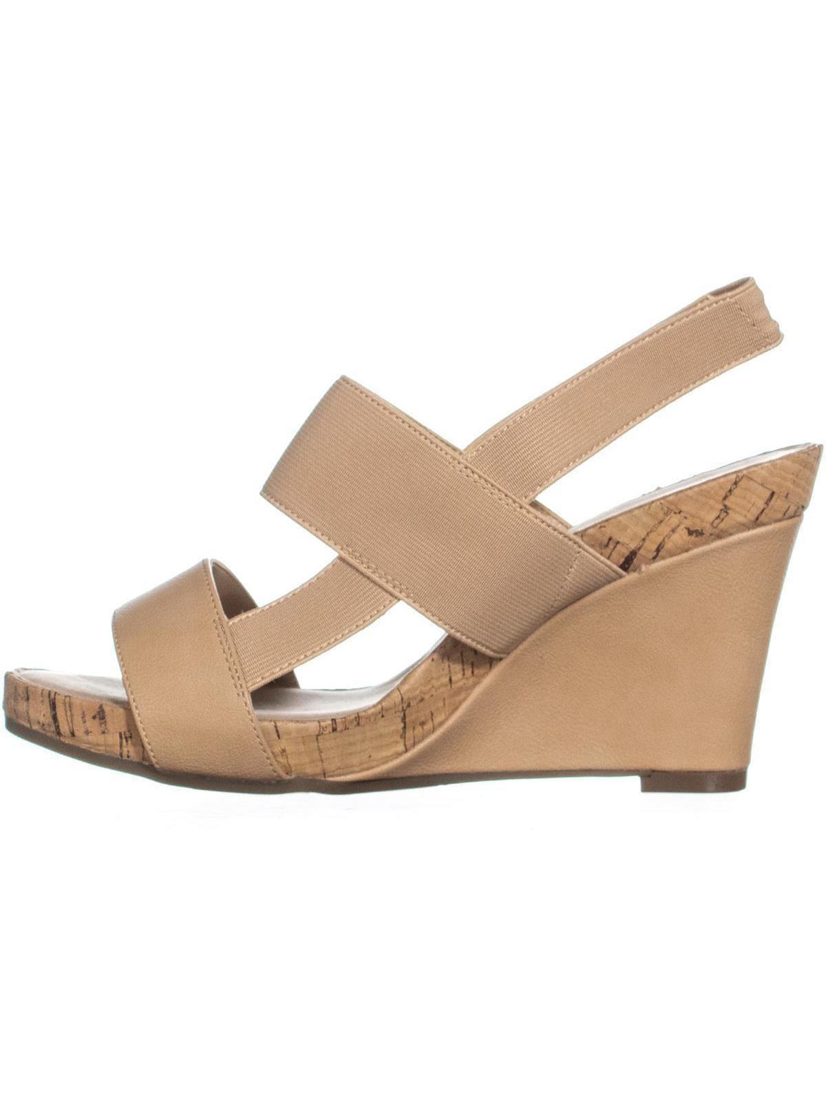 c55e94c7c62 Womens Aerosoles Magnolia Plush Wedge Sandals