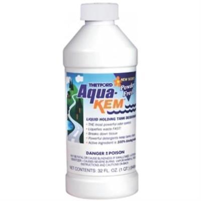 Thetford 36568 Aqua-Kem 32 oz. Powder Fresh Liquid Holding Tank Deodorizer
