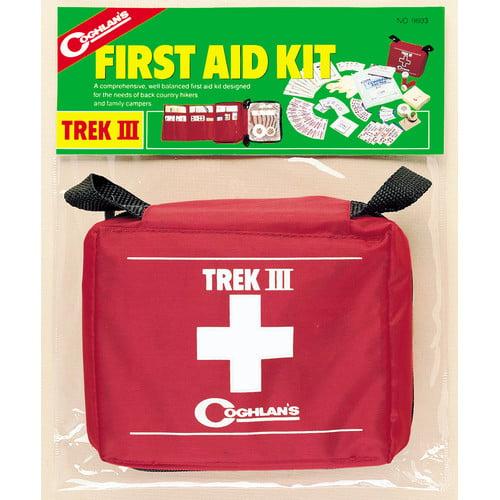 Coghlans Trek III First Aid Kit