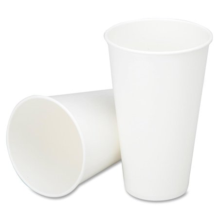Skilcraft Paper Cups Without Handle - 12 Oz - 1000/box - Paper - White (NSN6414517) - Paper Tea Cups With Handles