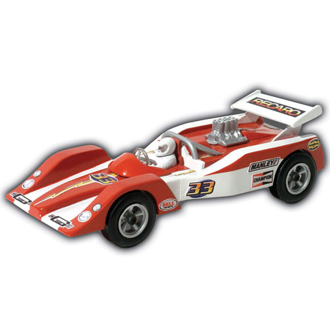 PineCar Derby Car Design Kit - Can Am Racer