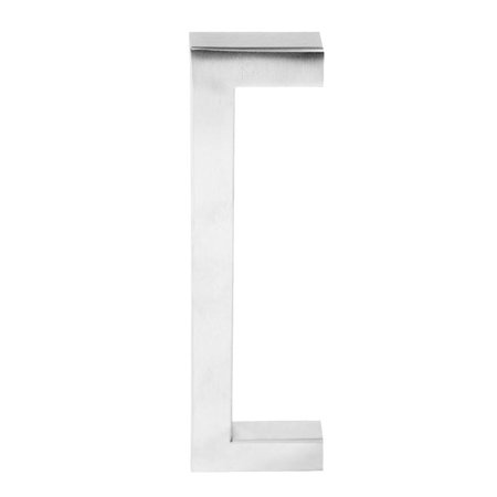 Qiilu Stainless Steel Brushed Cabinet Closet Cupboard Drawer Handle Furniture Accessory, Kitchen Cabinet Handle, Closet Handle - image 3 of 8