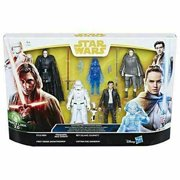 Star Wars The Last Jedi Action Figure 5 Pack by Hasbro