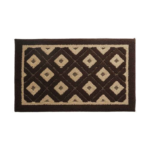 Attraction Design Home Brown/Beige Area Rug