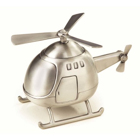 Heim Concept Helicopter Money Piggy Bank (Best Helicopter Games For Iphone)