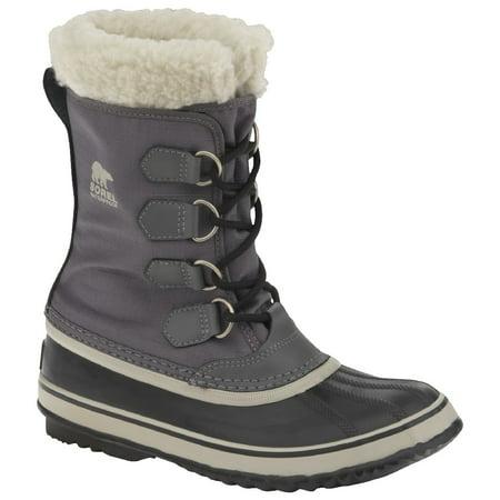 Sorel Winter Carnival Boot Womens  Pewter