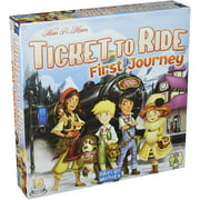 Days of Wonder Ticket to Ride: Europe - First Journey Board Game