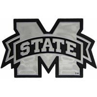 NCAA Mississippi State Chrome Emblem