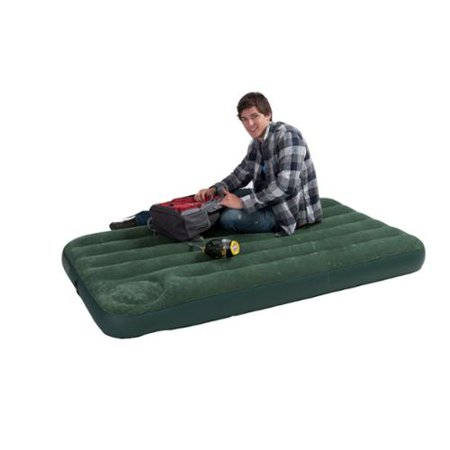 INTEX Twin Air Bed Outdoor Camping Downy Inflatable Mattress 66927E